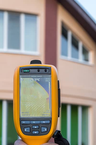 Thermal Imaging Camera inspection services