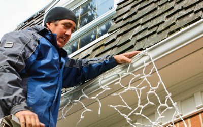 4 Tips On How to Safely Take Down Holiday Decorations